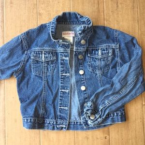 Size small American girl jean jacket